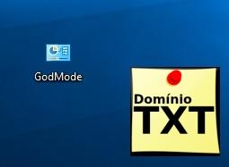 DominioTXT - Windows 10 GodMode