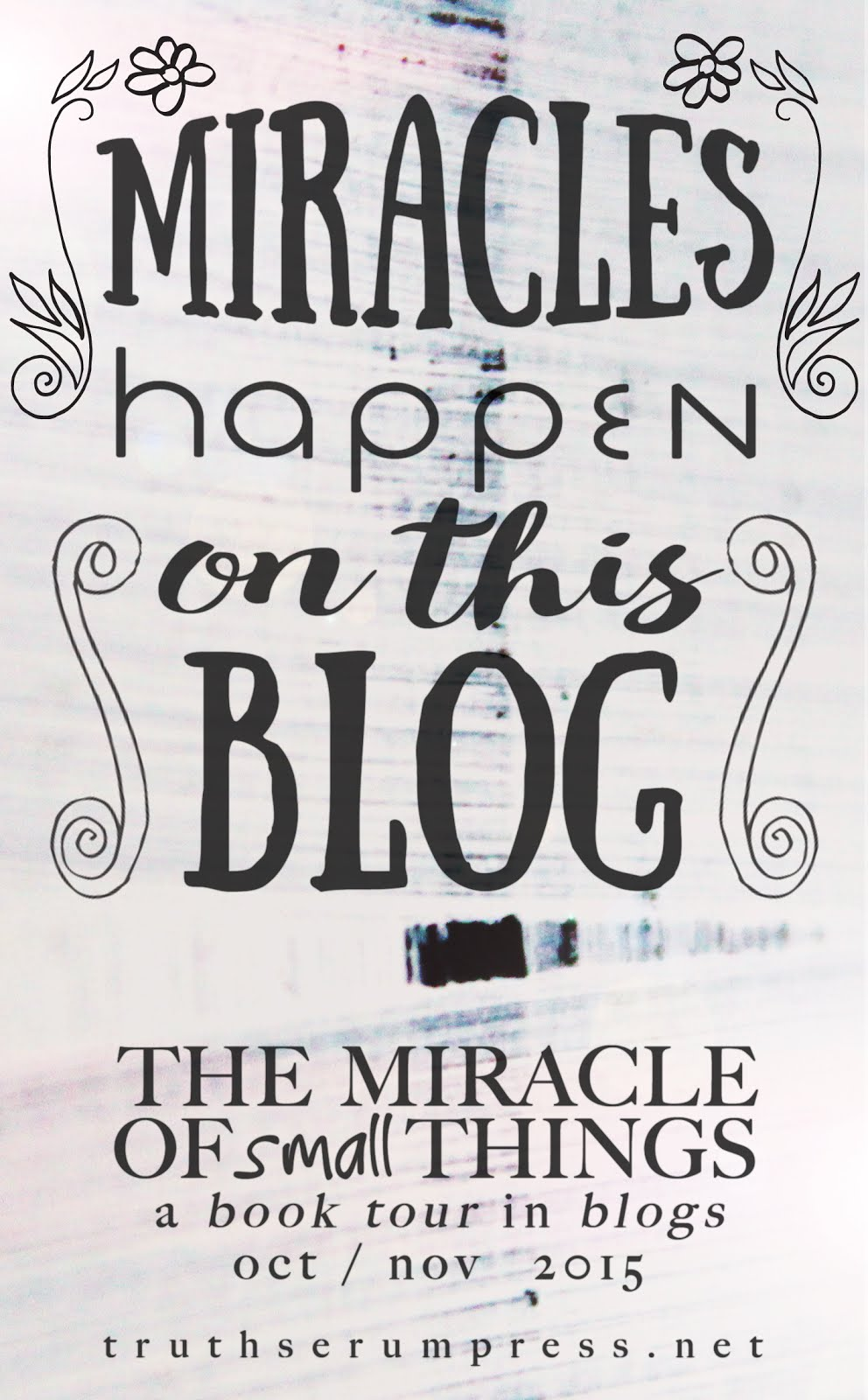 The Miracle of Small Things