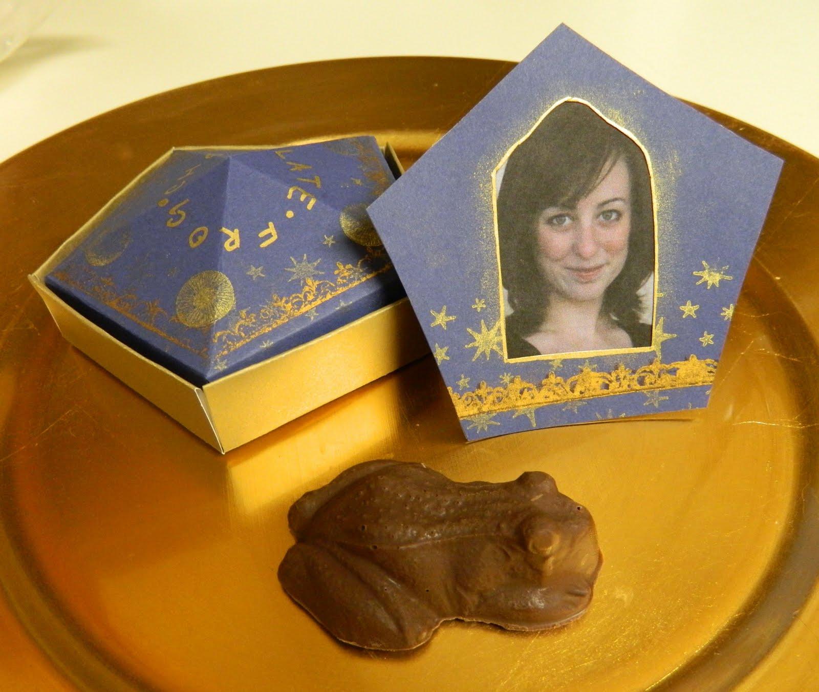 Шоколадная лягушка из гарри поттера своими руками 20