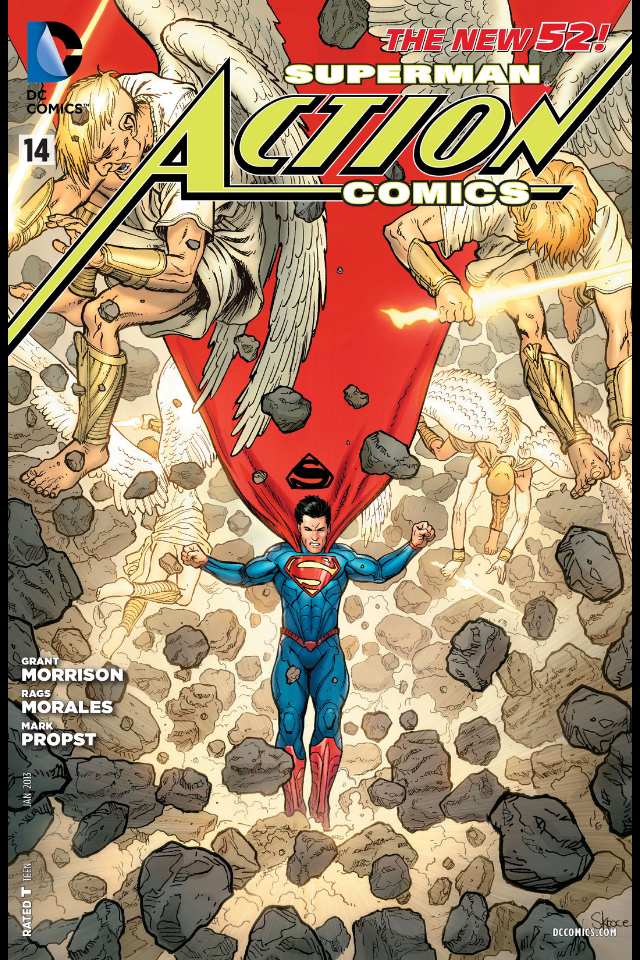 new 52 action comics - photo #11