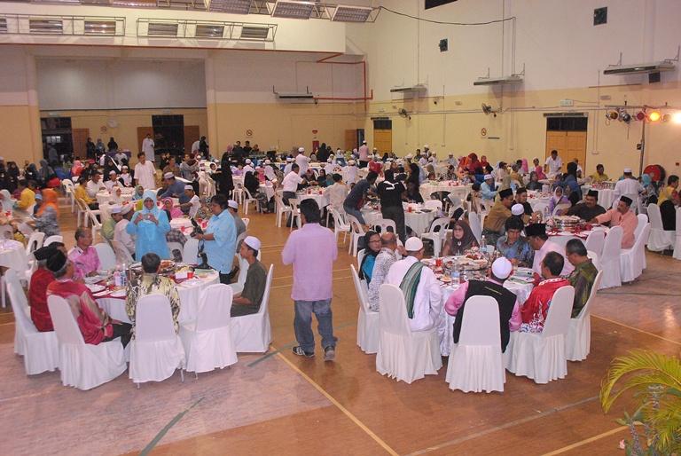Majlis Makan Malam Amal & Ihtifal MATAQU
