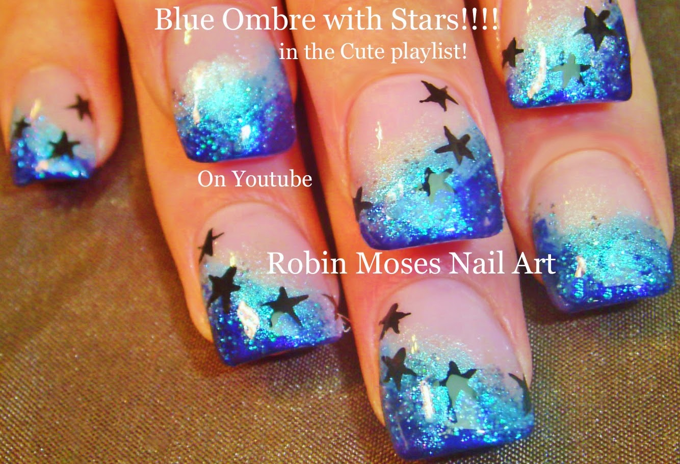 Nail Art by Robin Moses: Spring Nail Art! New nail art tutorial up ...