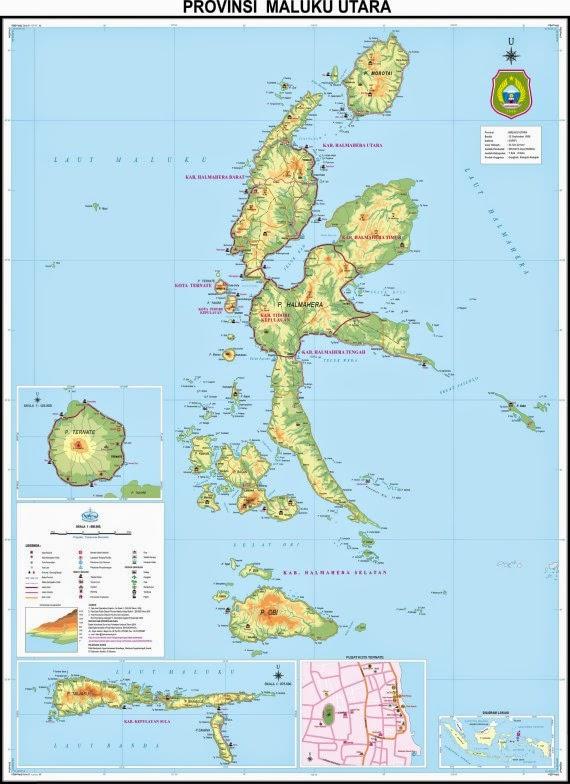 Daftar Lengkap Wisata Di Maluku Utara