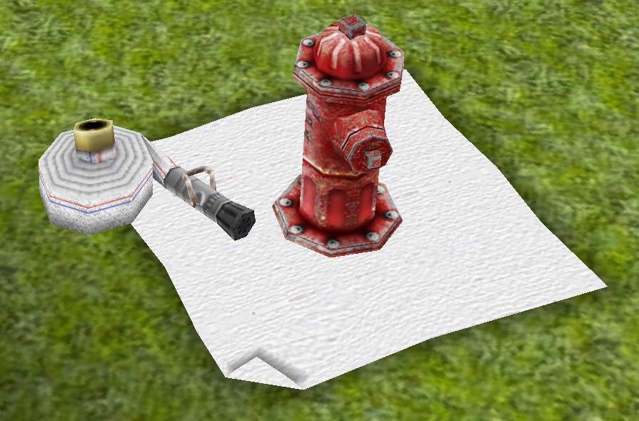 sims freeplay neighbors fire hydrant