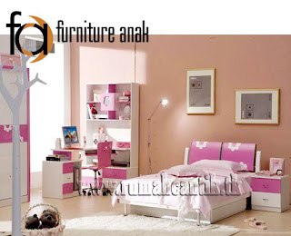 Bed Set Furniture Anak 1