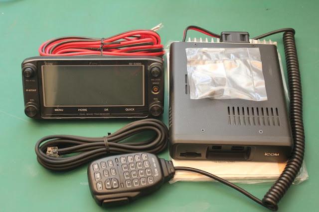 Icom ID-5100A
