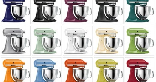Kitchenaid Colors 2016 living in the kitchen with puppies: the kitchenaid stand mixer