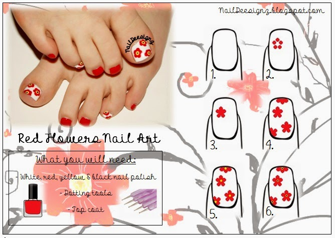 http://naildeesignz.blogspot.co.uk/2014/03/red-flowers-pedicure.html