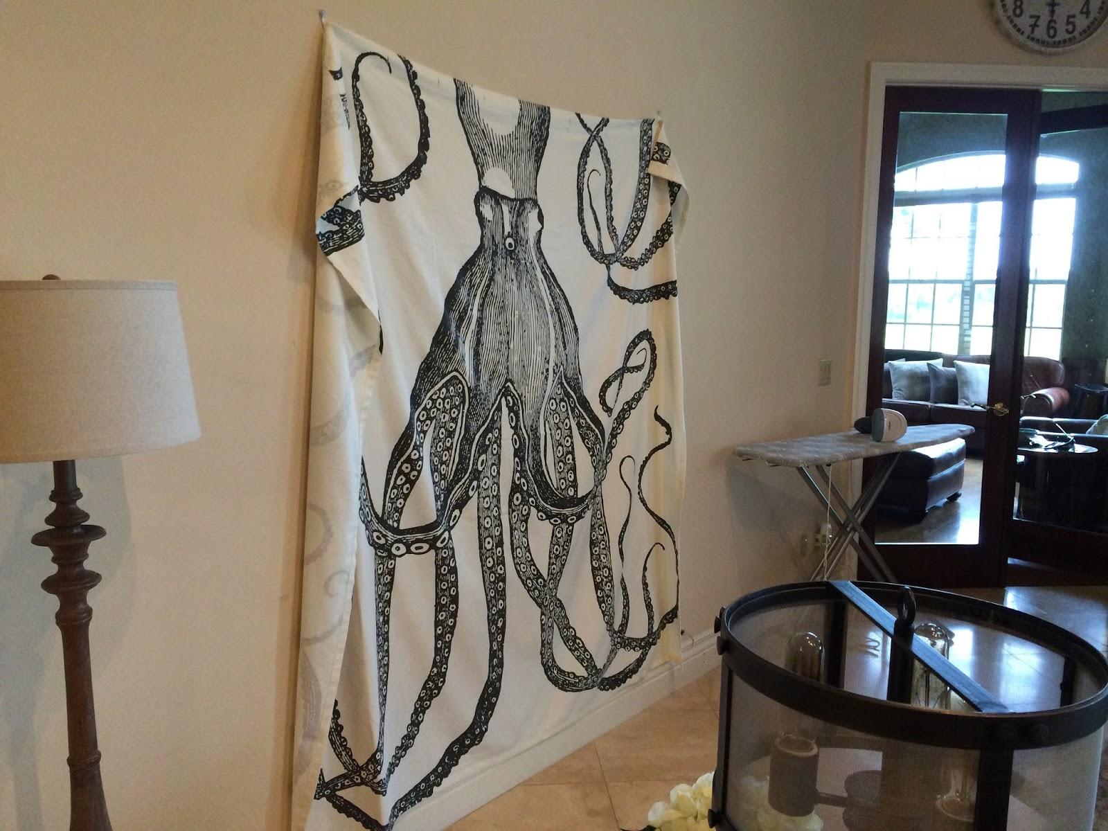 Kati Heifner How To Shower Curtain Wall Art