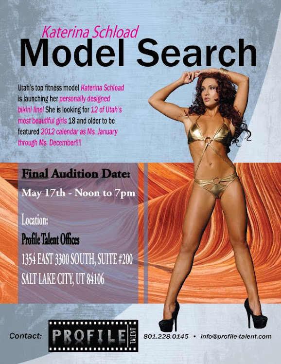 Model Searches / Katerina Schload