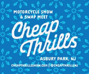 Cheap Thrills Motorcycle Show