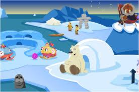 Estos días en clase estamos aprendendo moitas cousas sobre o Polo Norte