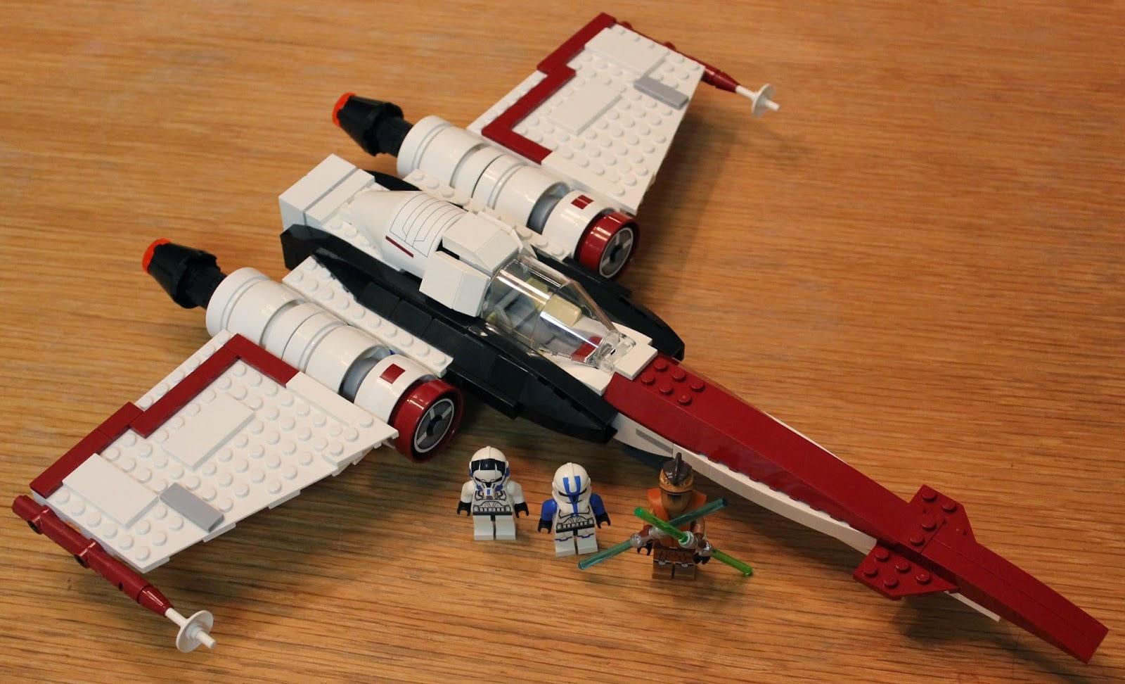 Sons Of Twilight Lego Star Wars Clone Wars Z 95 Headhunter