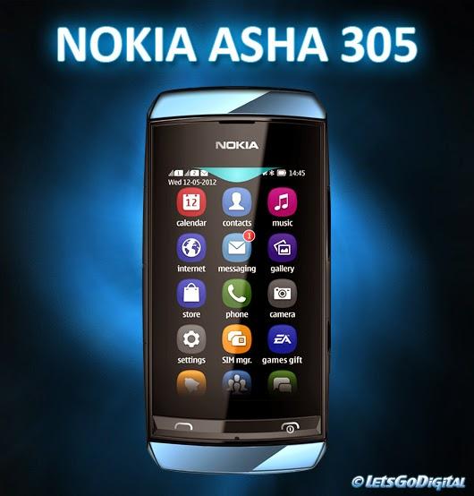 Dua HP Nokia Layar Sentuh Harga Murah Terbaru