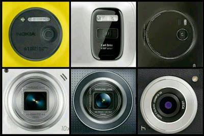 HP kamera terbaik canggih