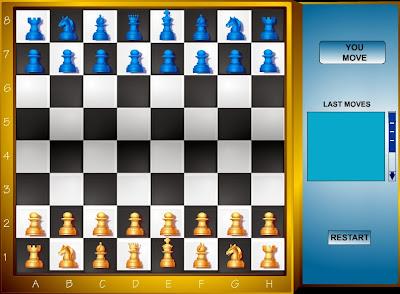 Σκάκι Online (online game - παιχνίδι σκάκι)