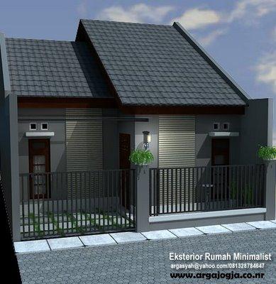 model rumah 2 lantai on Desain Rumah Minimalis Modern