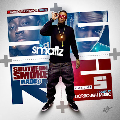 VA-DJ_Smallz-Southern_Smoke_Radio_5_(Hosted_By_Dorrough_Music)-(Bootleg)-2011