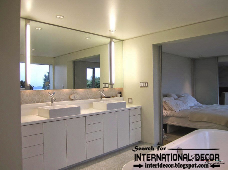 Best Bathroom Lights And Lighting Ideas Zoning Light With Designer Bathroom  Lights.