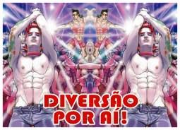 DIVERSÃO POR AÍ!!!