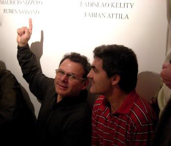 SaSSANO, AtTILA en TANDIL.