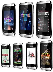 Nokia Asha 308 dan 309 ada di Indonesia