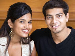 Real Love Story: My Neighbour Became Partner For Life! - happy couple