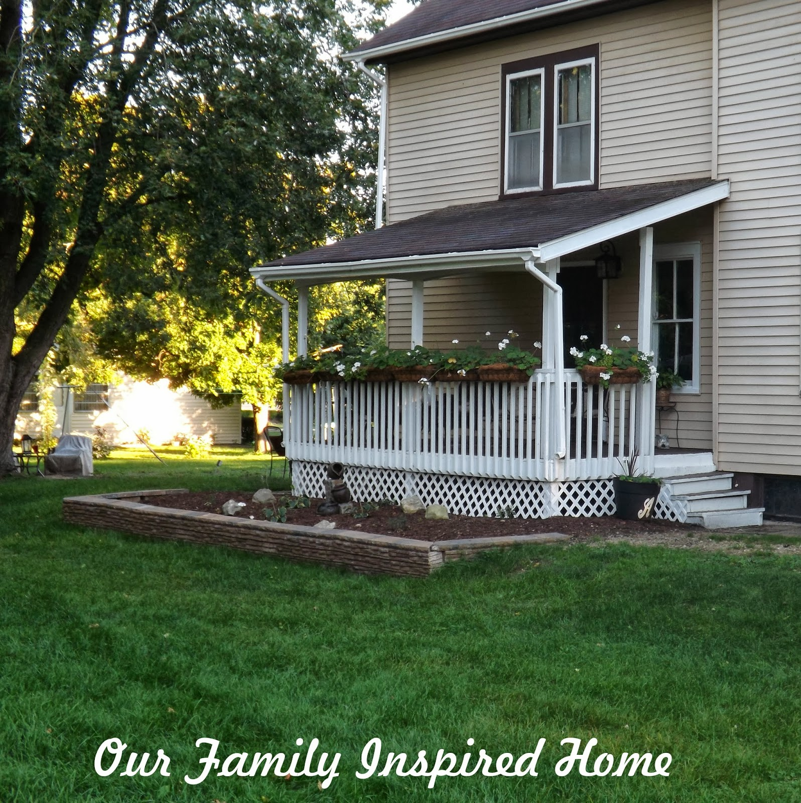 our family inspired home before after