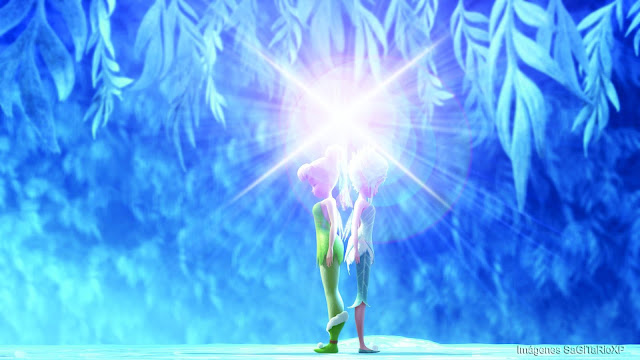 Tinker Bell y Peri Winkle: Secret of the Wings (A Winter Story)_Wallpaper