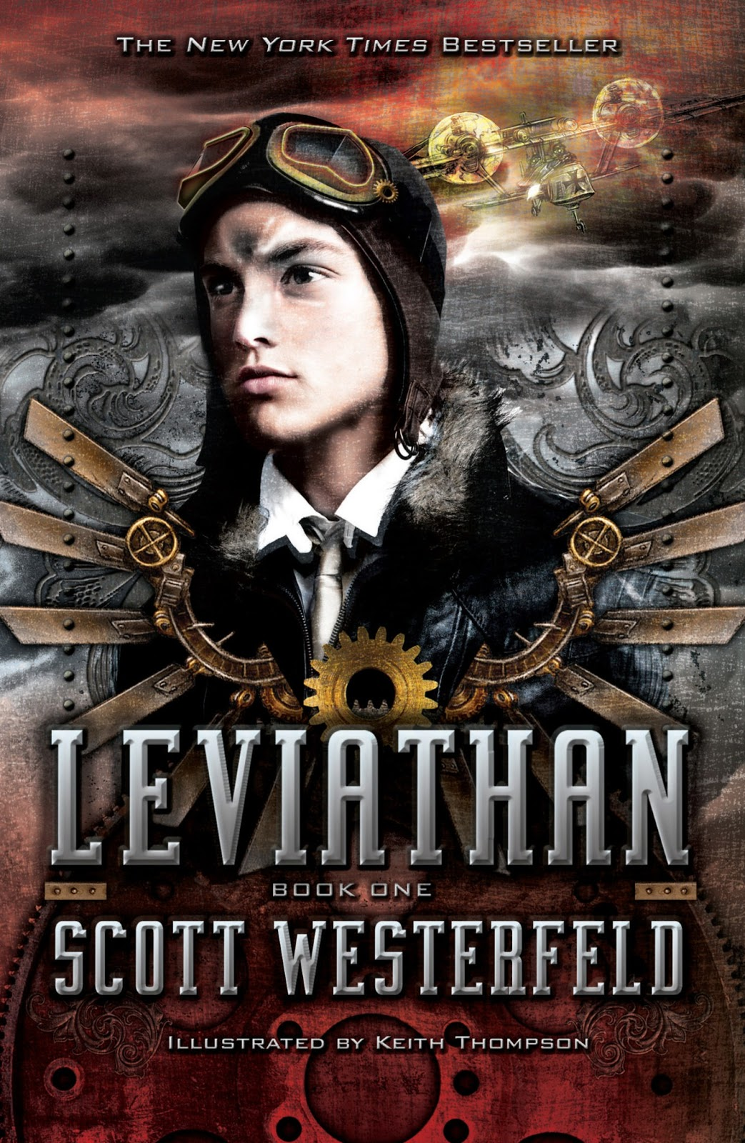 Butterfly Feet Walking on Life: Review: Leviathan by Scott ...