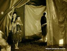"""Fotoreihe """"Circuspeople"""""""