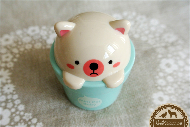 The Face Shop Lovely ME:EX Mini Pet Perfume Hand Cream #01 Baby Powder Review