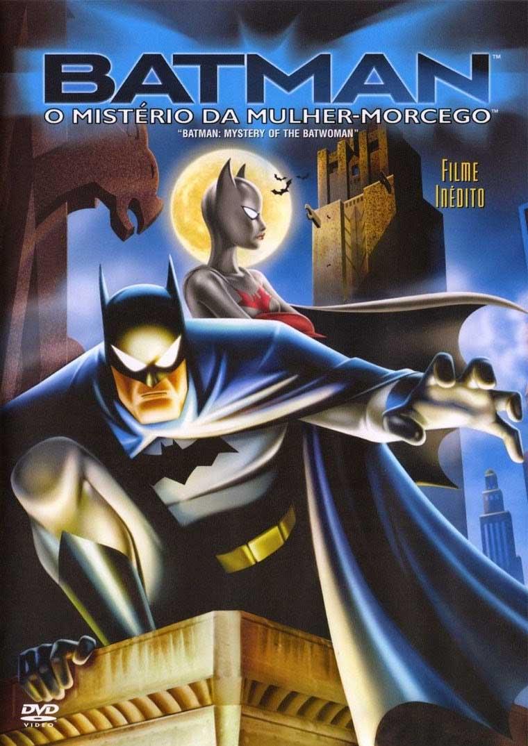 Batman: O Mistério da Mulher Morcego Torrent - Blu-ray Rip 720p e 1080p Dual Áudio (2003)
