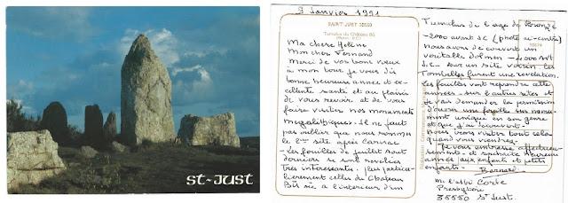 découverte du sous sol du chateau-Bû, fouilles en compagnie du père Corbe
