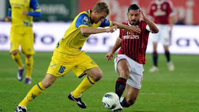 Chievo Milan 0-1 highlights
