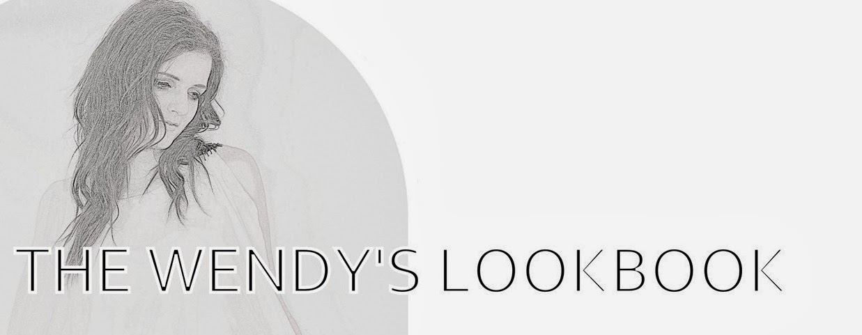 THE WENDY'S LOOKBOOK