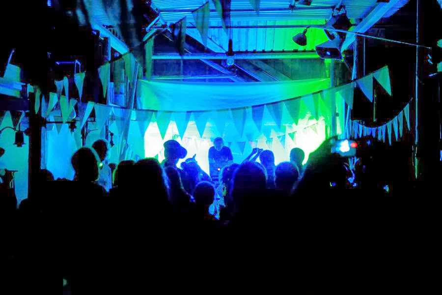 Clandestino Festival Gothenburg