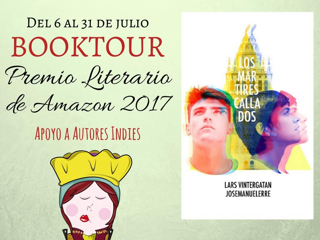 """⚓️ BOOKTOUR DE """"LOS MÁRTIRES CALLADOS"""" ⚓️"""