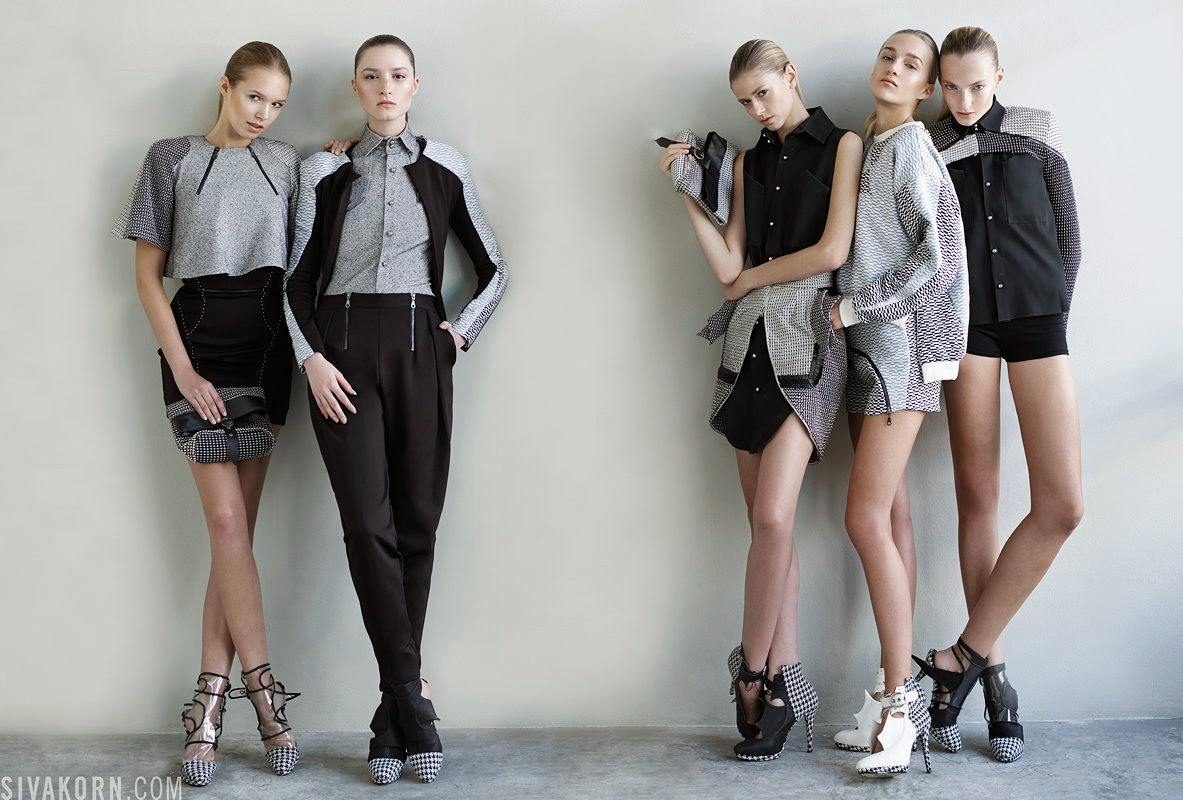 Audi Fashion Festival 2014  Harper?s Bazaar Asia New Generation