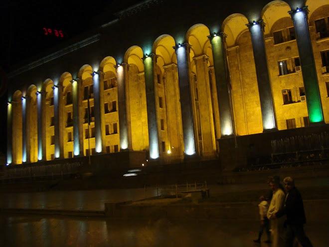 Tiflis Parlemento Binası