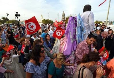 Peregrinação judaica na Tunísia termina sem incidentes