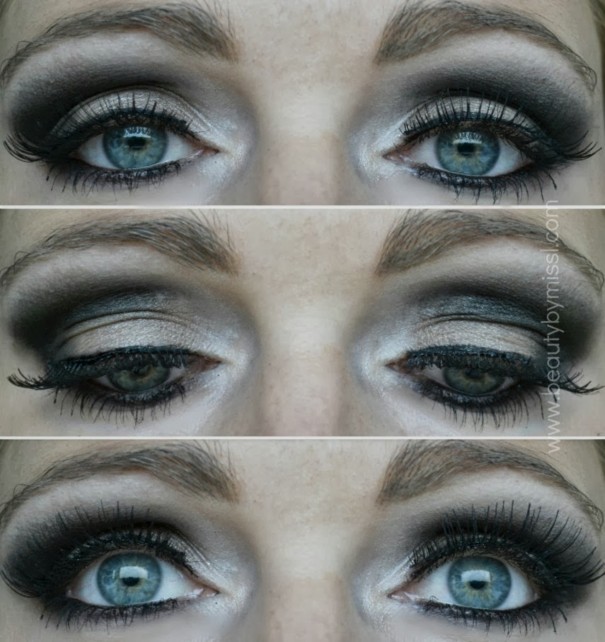 smokey eye, false lashes, Wet n Wild, silmameik, suitsusilm