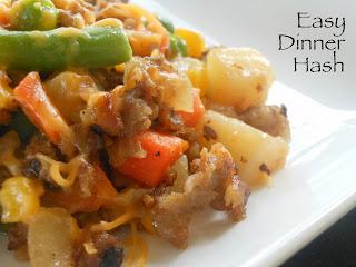 Easy Dinner Hash
