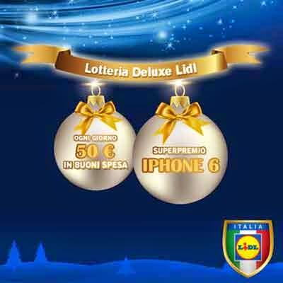 Lotteria Deluxe Lidl