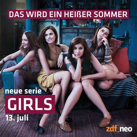 Girls bei ZDFneo