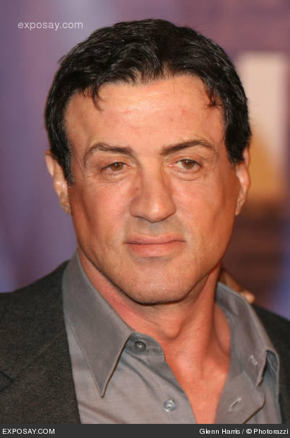 Sylvester Stallone is The Dean