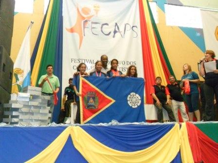 Alunos do Colégio Adventista de Registro conquistam 1º colocação geral do FECASP