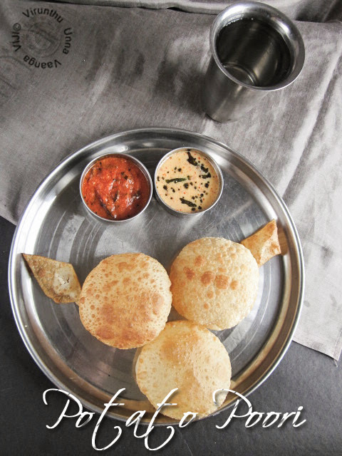 south-indian-breakfast-poori