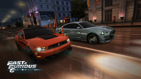 screenshot 5 Fast & Furious 6 The Game 0.2