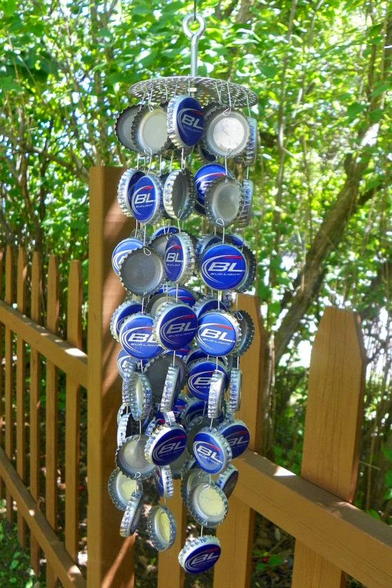 beer bottle cap craft project art craft gift ideas